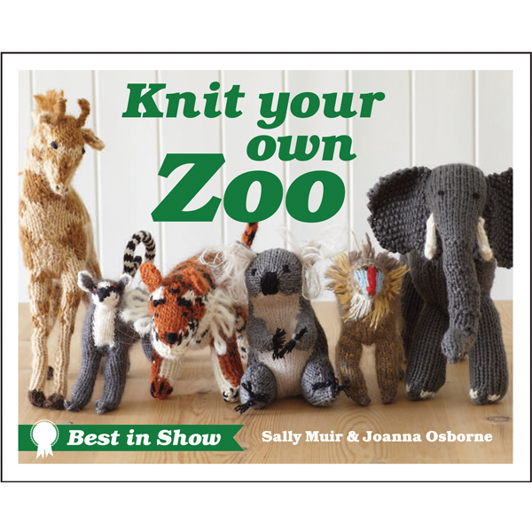 Best In Show Books Knit Your Own Animal Knit Your Own Zoo